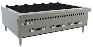 Char Broiler Vulcan VCRB36 HOBART